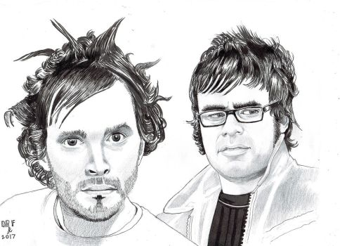 Flight of the Conchords Fashion is Danger by DoctorFantastic