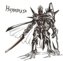 Hayabusa The Watcher by RyouKazehara