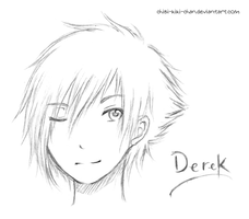 Point Commission - Derek by Chibi-Kiki-chan