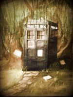 Where on earth is Doctor WHO? by CiPhErMe