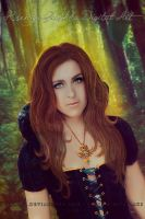 Forest Witch by VeilaKs