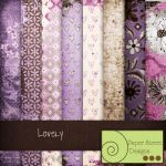 lovely-paper street designs by paperstreetdesigns