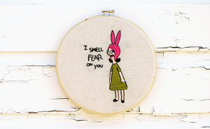 Bob's Burgers - Louise Belcher Quote by thelastromantic