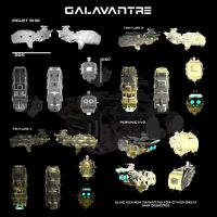 Galavantre _ picket class by Numbmonkey