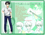 Ring! Ensemble Series: Tyler by Kyoukouo