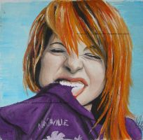 Hayley Williams_ by xnightmares-exist