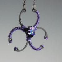 Biohazard Purple- SOLD by YouniquelyChic