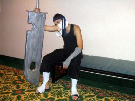 Zabuza Cosplay - 05 by DJFeLiX