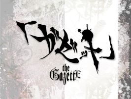the Gazette typography by sillyjo3