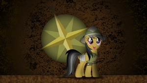 Daring Do Getting Down and Dirty by ewized