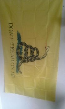 Gadsden flag by Madam-Flare