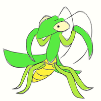 Grantis Concept .:Fakemon:. by ARTic-Weather