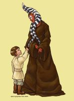 Young padawan by kykywka