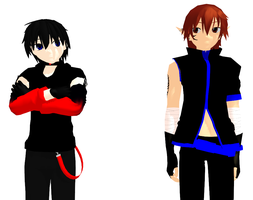 [MMD] Color Swap by khftw