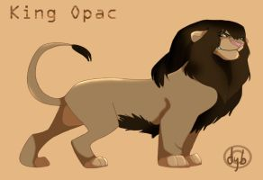 King Opac by dyb
