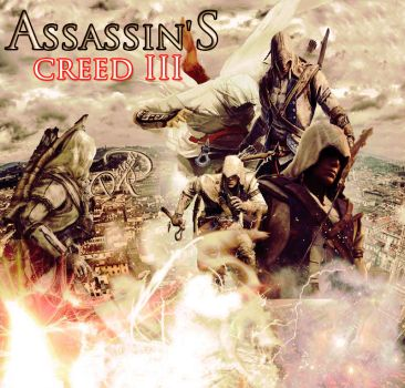 Assassin's Creed 3 by R--Design