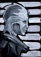 Sketch Card - Thane by Jadiekins
