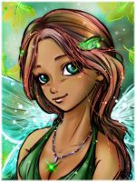 gaia commission Ang3licMnMs 2 by zelas