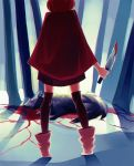 Red riding hood gone rampage by Lun-acy