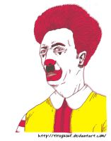 hitler was ronald mcdonald by titoyusuf