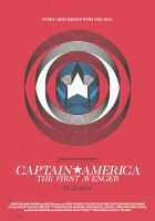 Captain America: First Avenger by edsonmuzada