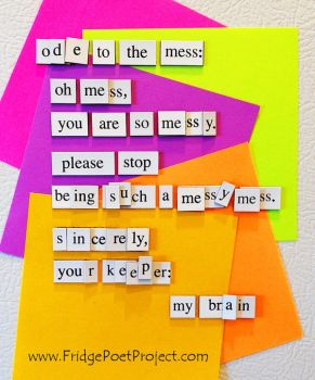The Daily Magnet #238 - BOP by FridgePoetProject