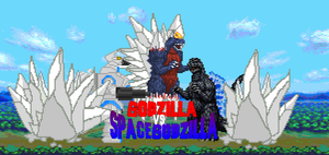 Godzilla Month 2010 '21' by Linkzilla