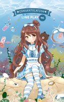 [CE] Line Play 4th Anniversary by Eiimei