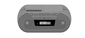 Tape Player by DrawDesign