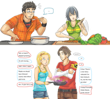 World's Finest Cooking by greentealolz