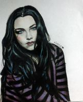 Amy Lee 2 by lluviadecorazones