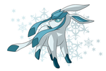 Glaceon by SeviYummy