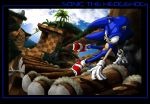 Sonic the Hedgehog by VladimirJazz