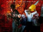 Leon S Kennedy under attack by AlexiaDeath10