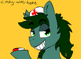 *wiggles eyebrows* by BloodMonster2