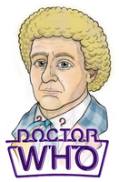 Sixth Doctor by 94cape69