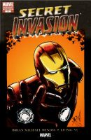 Iron Man Coloured 2 by NineteenPSG