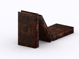 Leather Books by AshleySmash