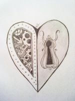 Clockwork Heart by katklich