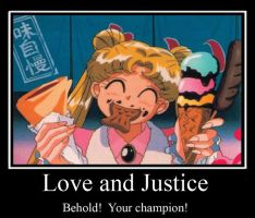 Love and Justice by OtakuMako