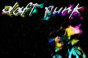 Daft Punk by oOIsThisRealLifeOo