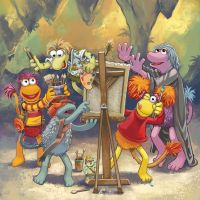 FCBD Fraggles cover by lazesummerstone