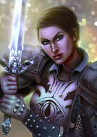 Cassandra Pentaghast by Ritri