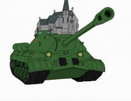 Gift: Church Tank by DeSynchronizer