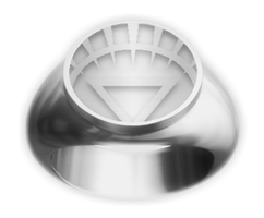 White Lantern Ring by KalEl7