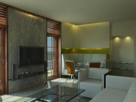 living Room_001 by psd0503