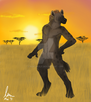 Prince of Africa by KeksWolf