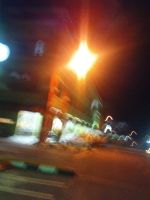 Shaky Streets... by Paiseh