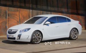 OPC Monster by DriverBE
