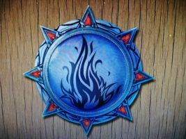 Hell fire insignia by isaac77598